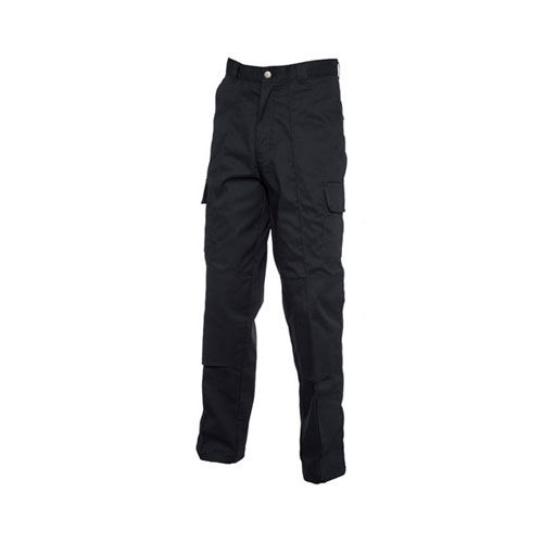 Cargo Trouser With Knee Pads [36R] (black) (Art.-Nr. CA401007)
