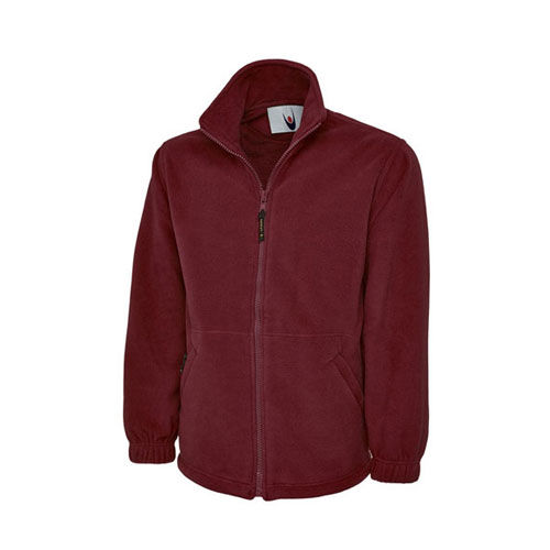 Premium Full Zip Micro Fleece Jacket [3XL] (Maroon) (Art.-Nr. CA733996)