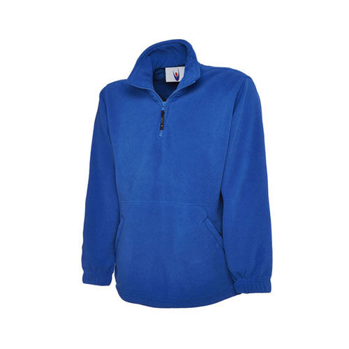 Premium 1/4 Zip Micro Fleece Jacket [3XL] (royal) (Art.-Nr. CA734189)