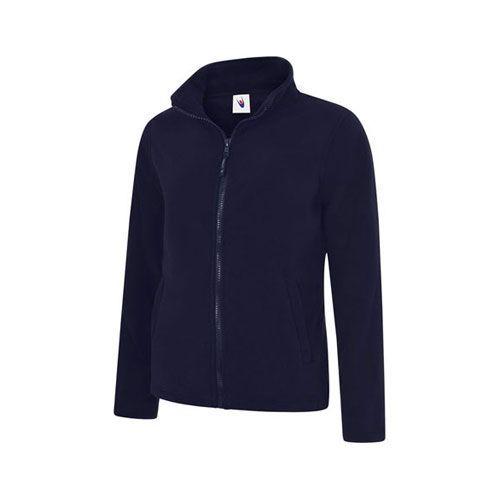 Ladies Classic Full Zip Fleece Jacket [XL] (navy) (Art.-Nr. CA740360)