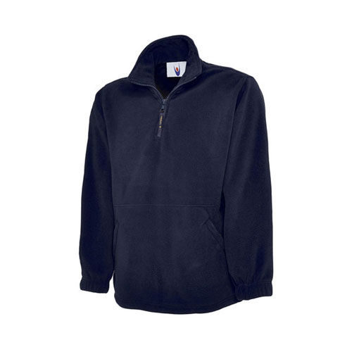 Premium 1/4 Zip Micro Fleece Jacket [XS] (navy) (Art.-Nr. CA751278)