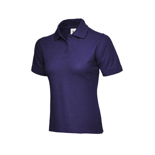 Ladies Poloshirt [M] (Purple) (Art.-Nr. CA857528)