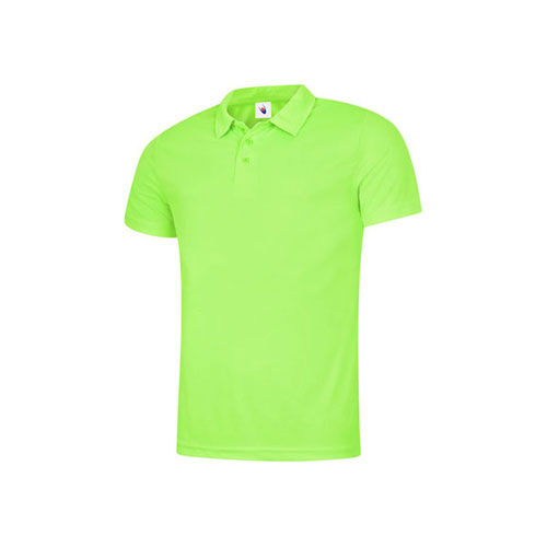 Mens Ultra Cool Poloshirt [S] (Electric green) (Art.-Nr. CA870545)