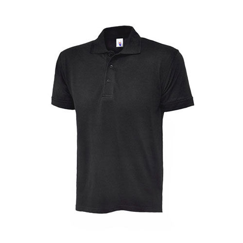 Essential Poloshirt [S] (black) (Art.-Nr. CA871962)
