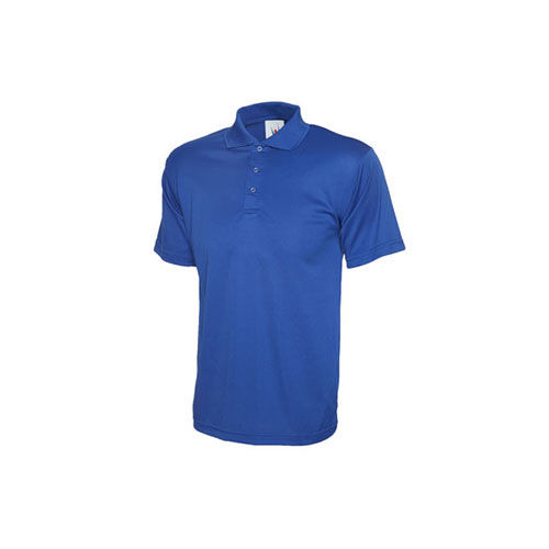 Processable Poloshirt [M] (royal) (Art.-Nr. CA879032)