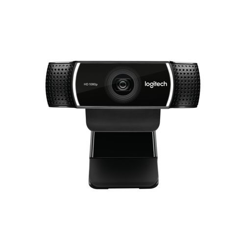 Logitech Webcam C922 (schwarz) (Art.-Nr. CA255754)