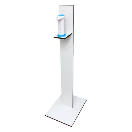 Interhealth Hygienestation Color Tower Outdoor (weiß) (Art.-Nr. CA618671)