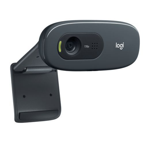 Logitech Webcam C270 (schwarz) (Art.-Nr. CA892267)
