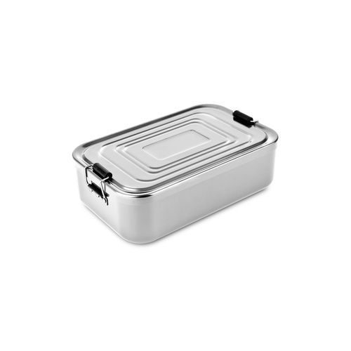 Lunchbox // Quadra Silber XL (Art.-Nr. CA556167)
