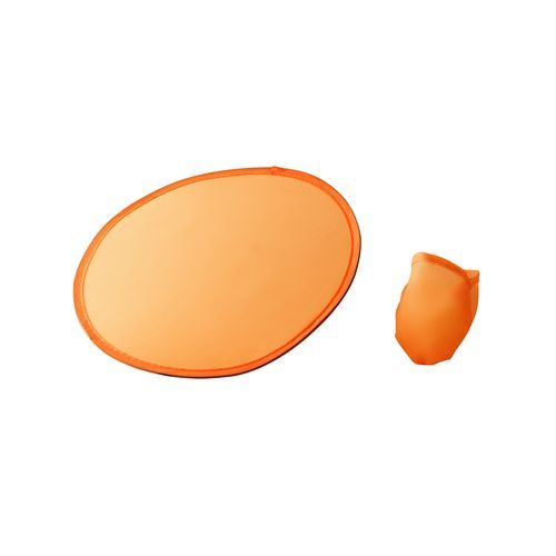 Faltbarer Frisbee (orange) (Art.-Nr. CA010707)