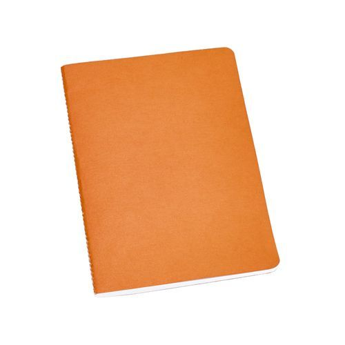 Notizbuch Ecown (orange) (Art.-Nr. CA012416)