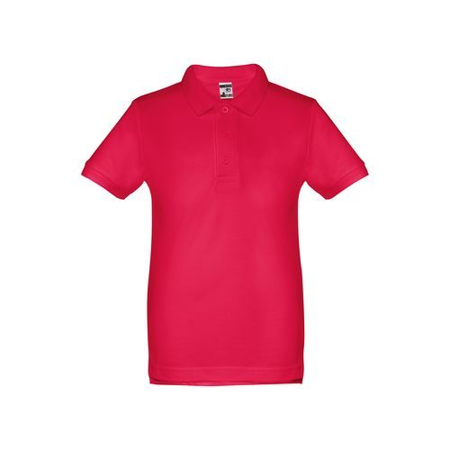 Unisex Kinder Polo Shirt Adam Kids (Art.-Nr. CA188255)