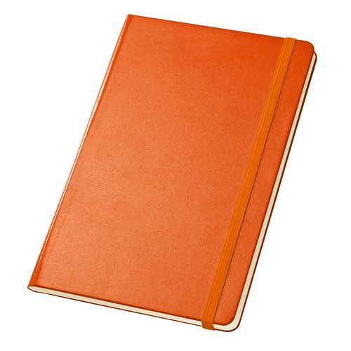 TWAIN. Notizbuch (Orange) (Art.-Nr. CA634745)