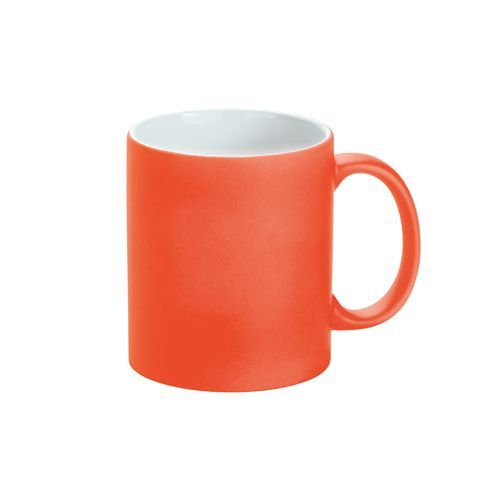 LYNCH. Tasse aus Keramik 350 ml (orange) (Art.-Nr. CA879042)
