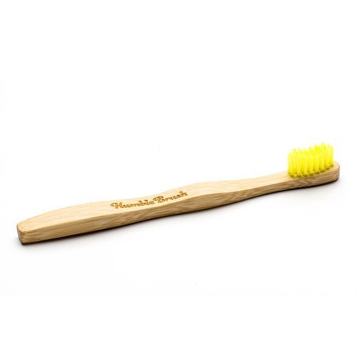 Bambus Zahnbürste Kinder (ultra-soft) (Art.-Nr. CA374347) - Co-brand - Humble Brush - die meistverka...