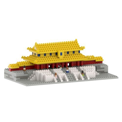 BRIXIES Forbidden City (bunt) (Art.-Nr. CA202280)