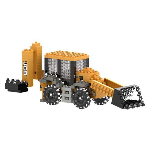 BRIXIES JCB Backhoe Loader (bunt) (Art.-Nr. CA843291)
