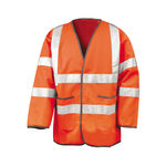 Lightweight Safety Jacket [XXL] - Zertifiziert nach ISOEN20471:2013,...