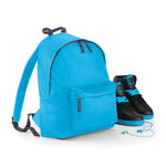 Original Fashion Backpack [31 x 42 x 21 cm] - 600D Polyester | Vordertasche mit...