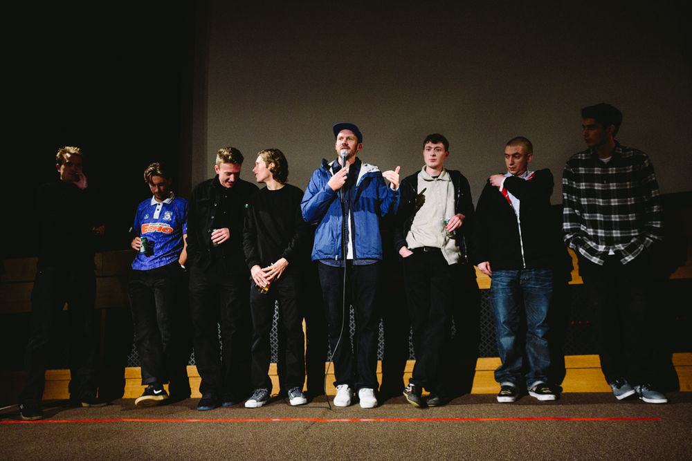 _IHC8095e-Nick-Jensen-Chris-Jones-Casper-Brooker-Sylvain-Tognelli-Paul-Shier-Jacob-Harris-Tom-Knox-Isle-Vase-Film-Premiere-Prince-Charles-Cinema-London-November-2015-Photographer-Maksim-Kalanep