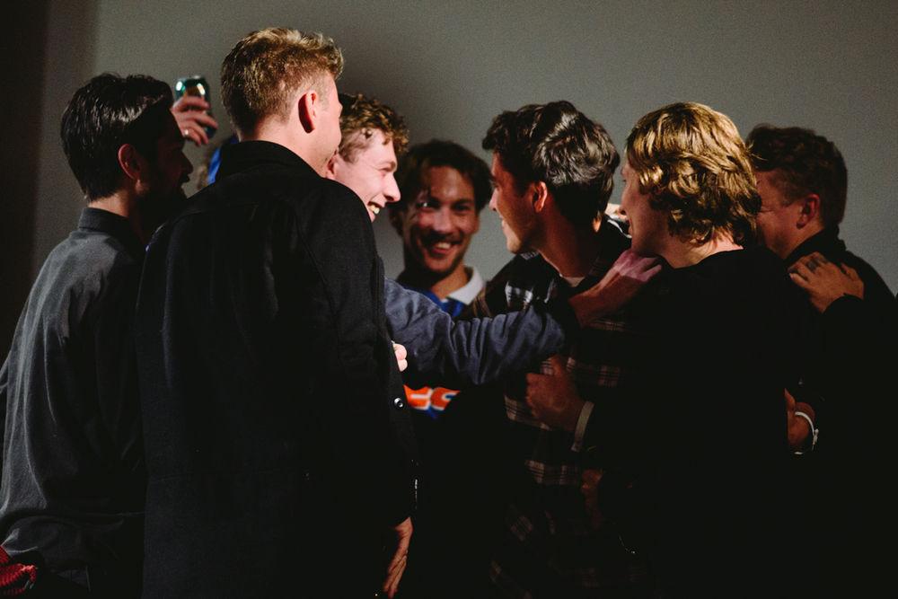 _IHC8118e-Jon-Nguyen-Chris-Jones-Casper-Brooker-Sylvain-Tognelli-Jacob-Harris-Tom-Knox-Neil-Smith-Isle-Vase-Film-Premiere-Prince-Charles-Cinema-London-November-2015-Photographer-Maksim-Kalanep