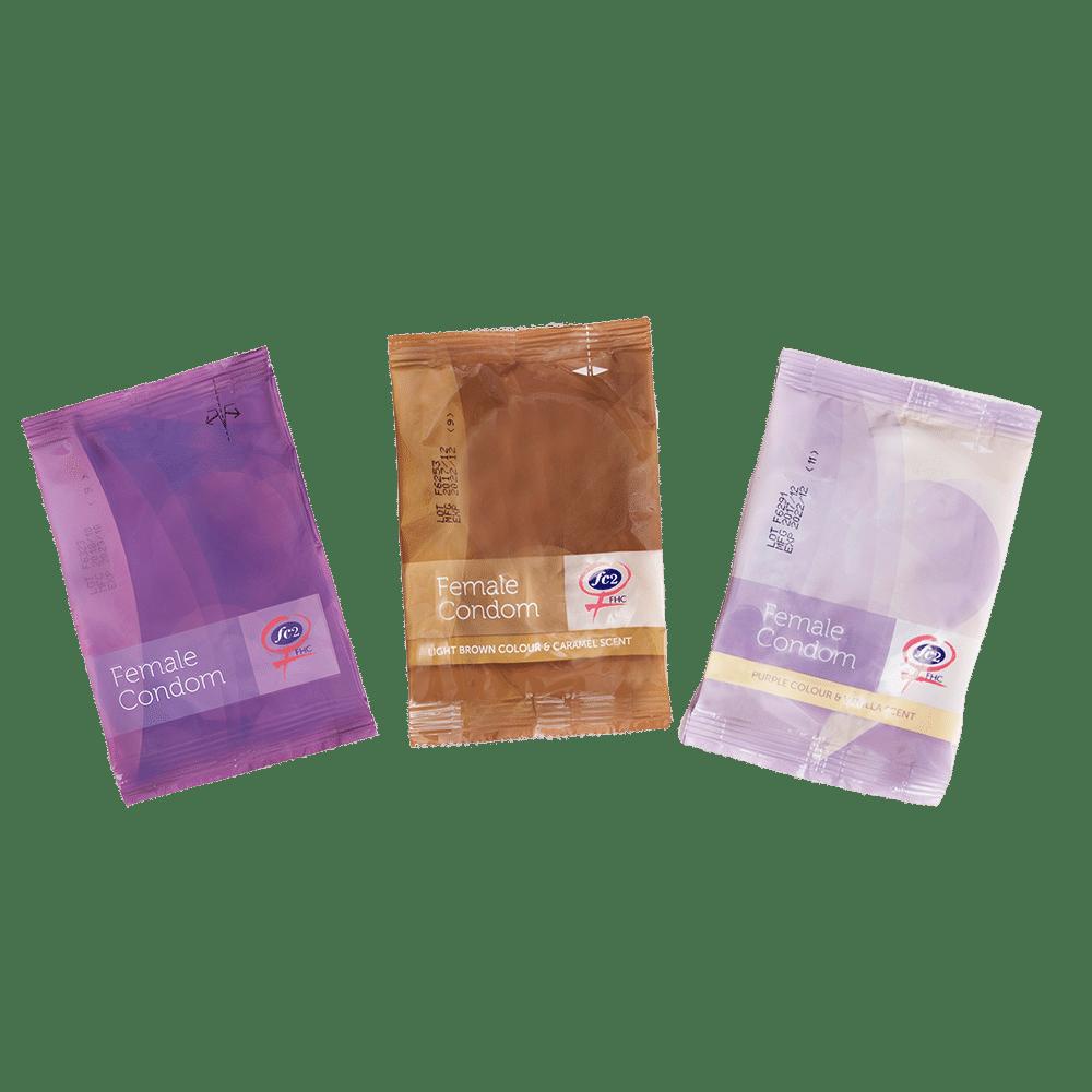 Condones Femeninos  (Unidad)