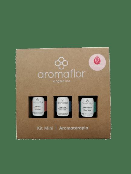 Kit Menstrual - Aceites Esenciales