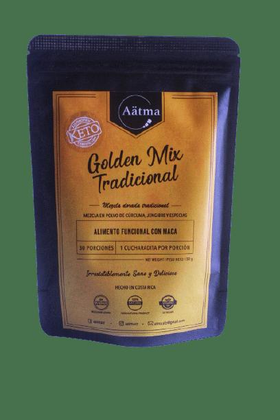 Golden mix tradicional