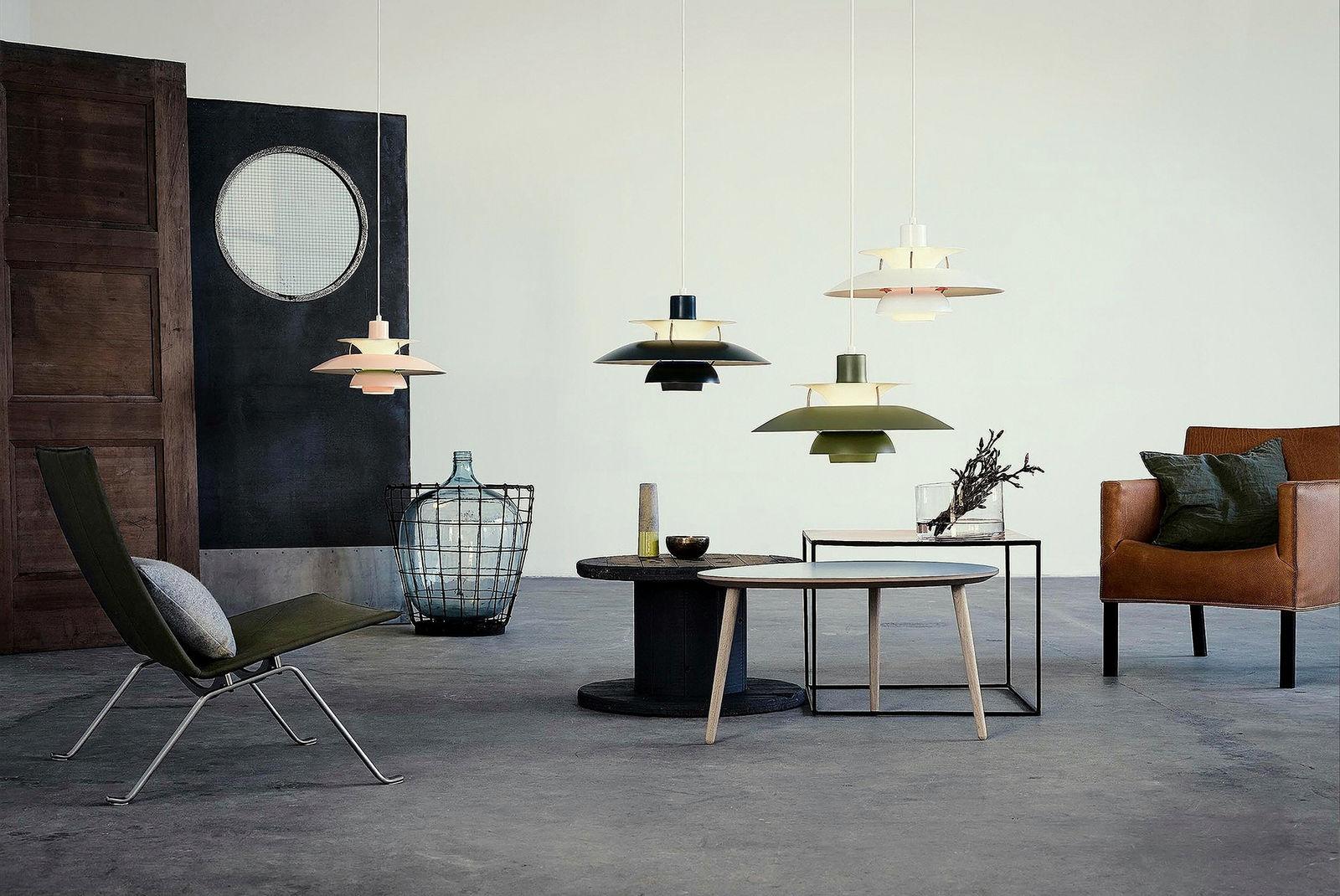 PH Table Lamp designed by Poul Henningsen