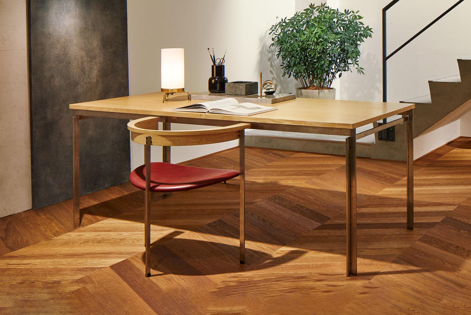 PK25 Lounge Chair designed by Poul Kjærholm