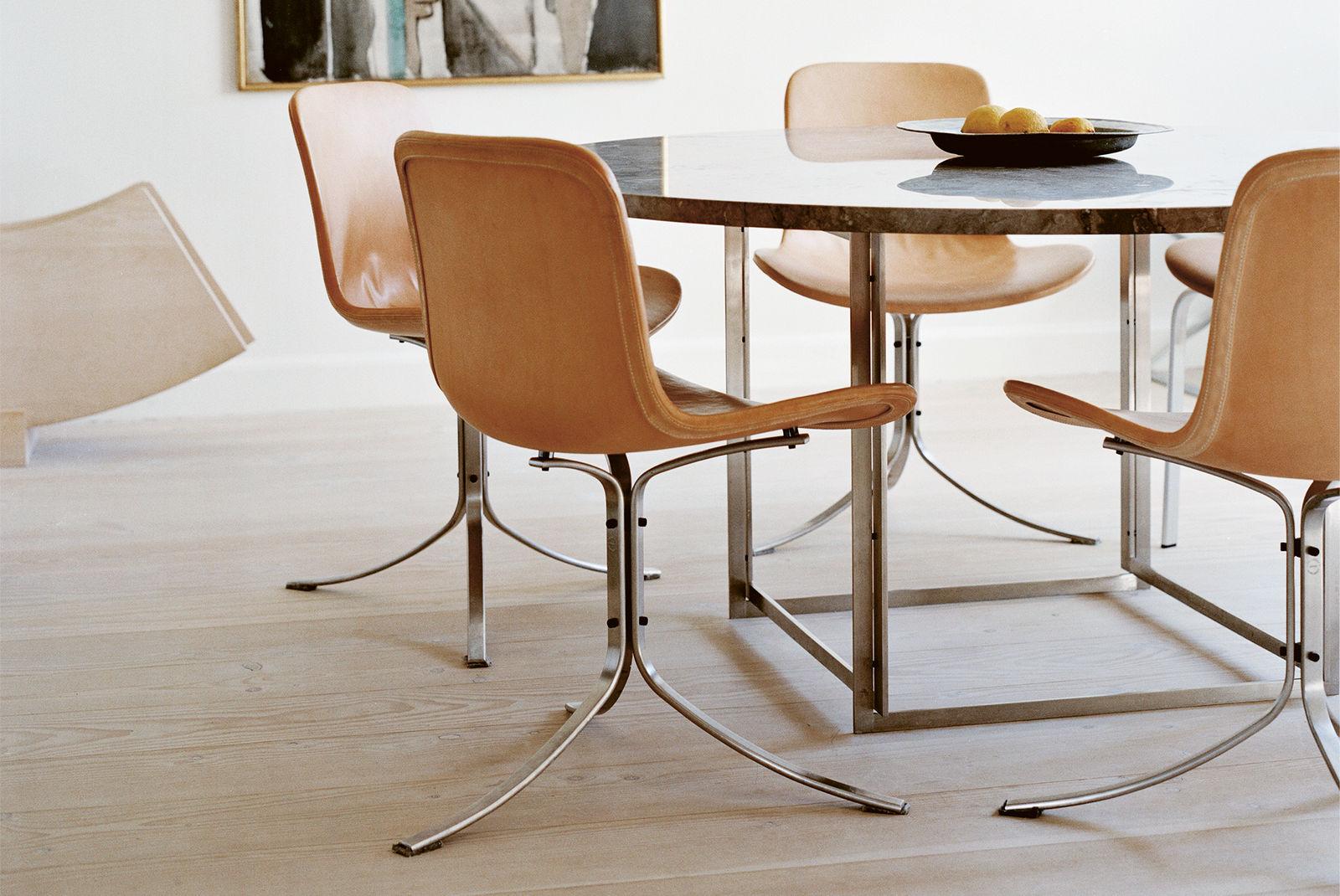 PK11 Chair designed by Poul Kjærholm