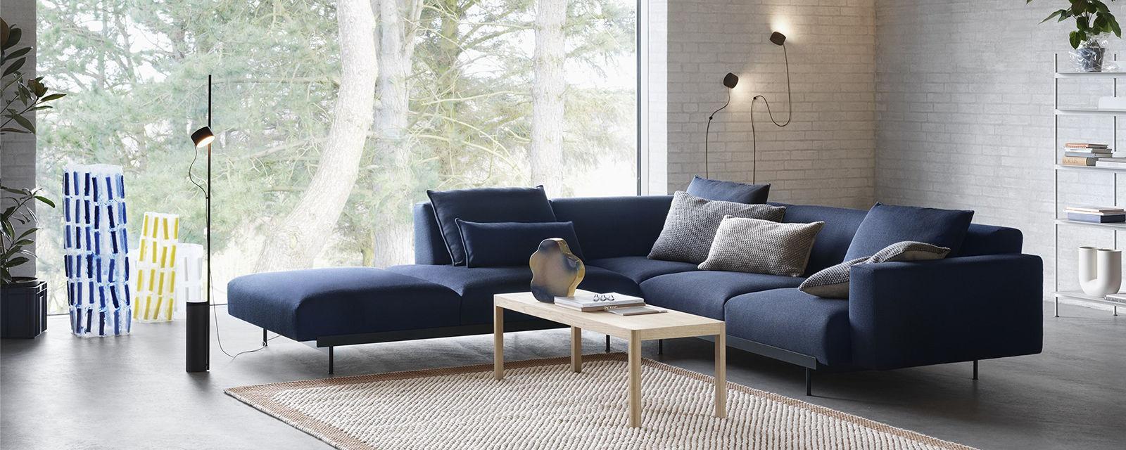 Muuto - In Situ Modular Sofa & Accessories