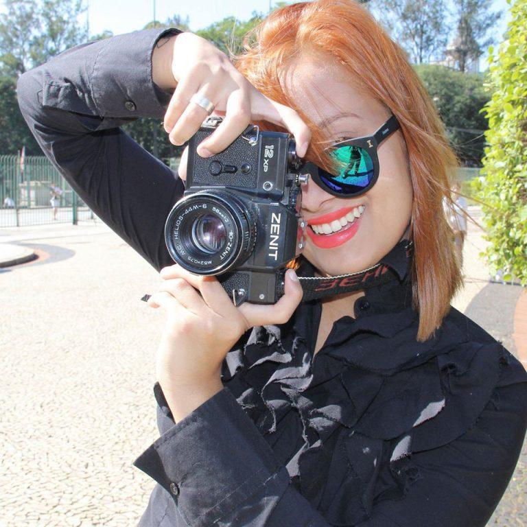 Sobre a Fotógrafa