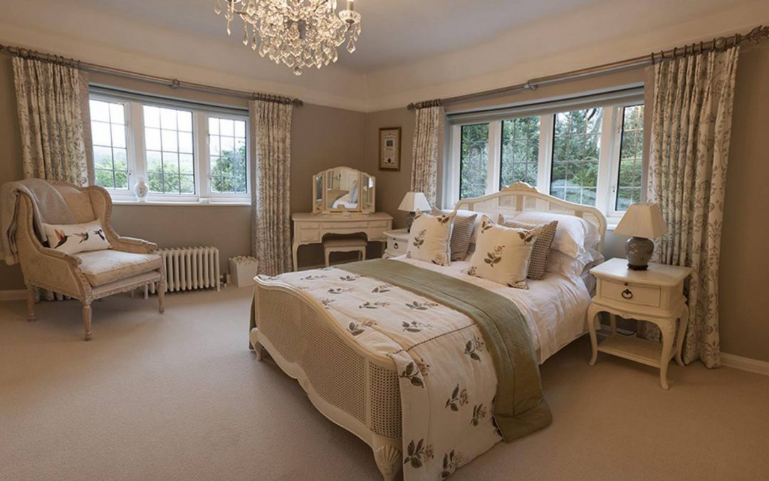 Know How To Create & Decorate The Beautiful Bedroom Of Your Dreams, Vine House Interiors Ltd