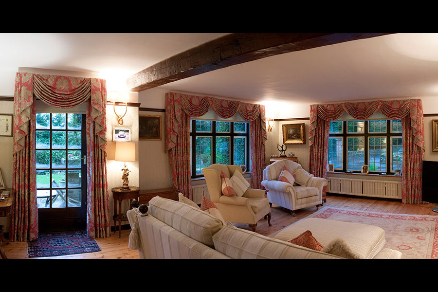 Helpful Tips on How to Make Your Small Living Room Appear Much Larger, Vine House Interiors Ltd