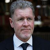 Simon Barker, Conferma CEO
