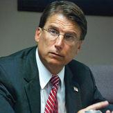 Pat McCrory, North Carolina governor