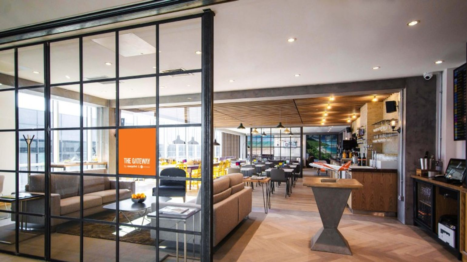 easyJet No1 Lounges