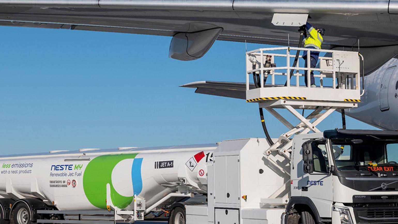 Heathrow integrates SAFs into fuel supply