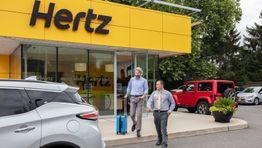 Hertz: Demand steady despite covid-19 variant