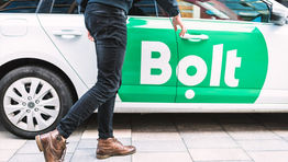 Bolt expands ride-sharing service