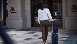 Marriott targets net-zero emissions