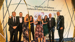 Photo gallery: Business Travel Awards Europe 2021