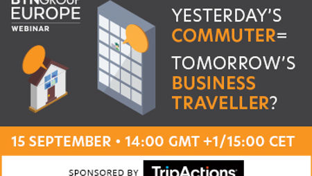 Yesterday's Commuter = Tomorrow's Business Traveller?