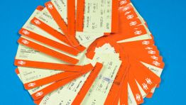 Rail booking: Wishing and hoping