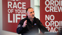 Life on the Other Side: Clipper Race director Mark Light