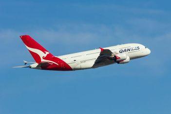 Qantas eyes international travel restart for December