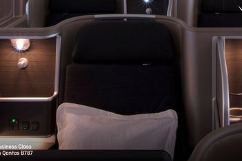 How about your next meeting in a business class seat?