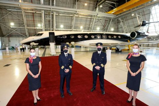 Qatar Airways' new private jet goes bigger, further, faster