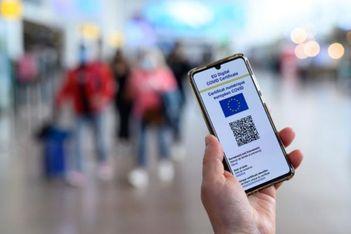 IATA backs EU Covid-19 certificate as 'global standard'